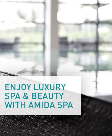 Book with Amida Spa